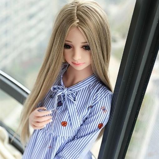 Кукла для взрослых Амбер 104 см