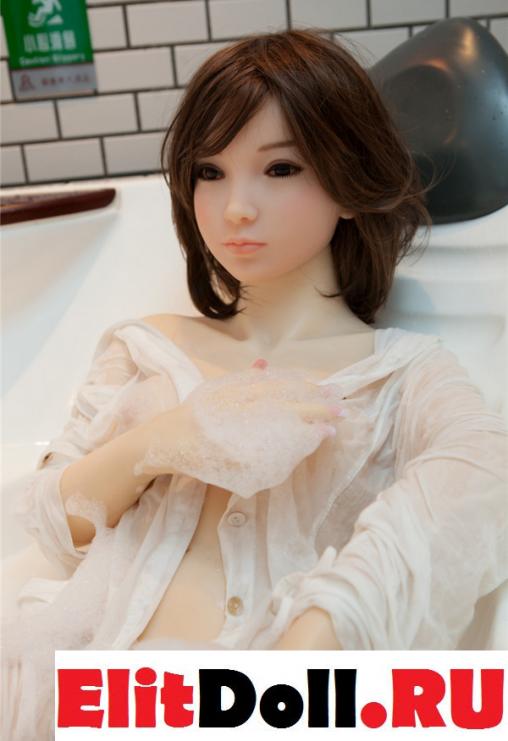 Реалистичная силиконовая секс кукла Элисон