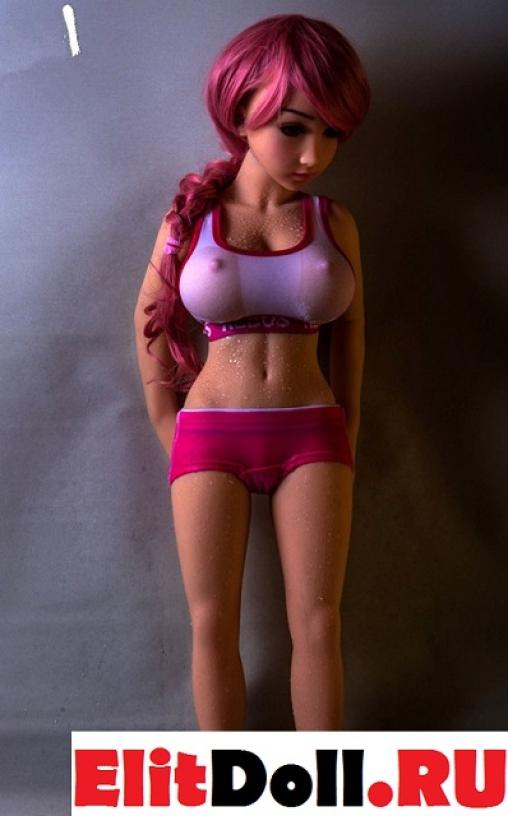 Реалистичная силиконовая секс кукла Луна 100см, В НАЛИЧИИ!
