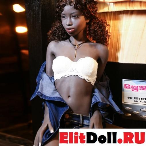 Реалистичная силиконовая секс кукла Сильвия