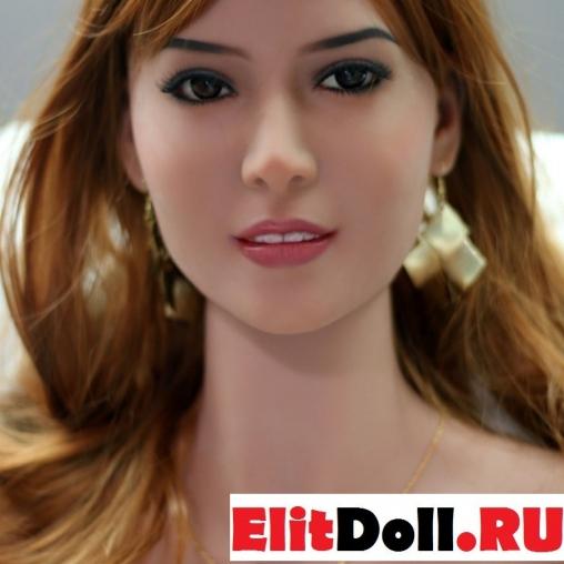 Реалистичная силиконовая секс кукла Лиза