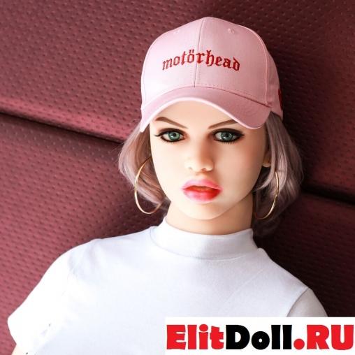 Реалистичная силиконовая секс кукла Дженна