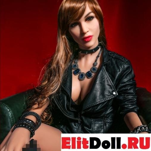 Реалистичная силиконовая секс кукла Нэтали