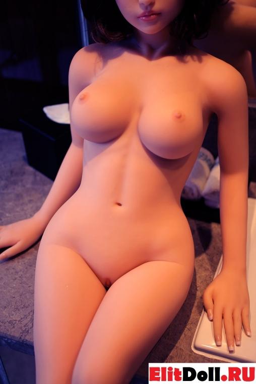 Реалистичная силиконовая секс кукла Донна