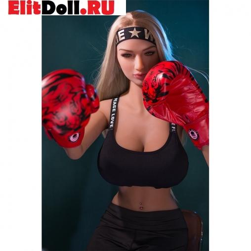 Реалистичная секс кукла Аффрицах 165 см