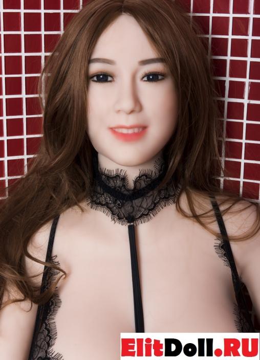Реалистичная силиконовая секс кукла Шэрон