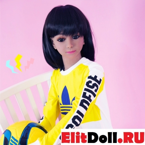 Реалистичная силиконовая секс кукла Энн