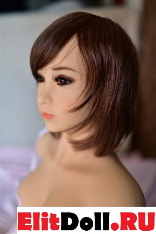 Реалистичная силиконовая секс кукла Ана