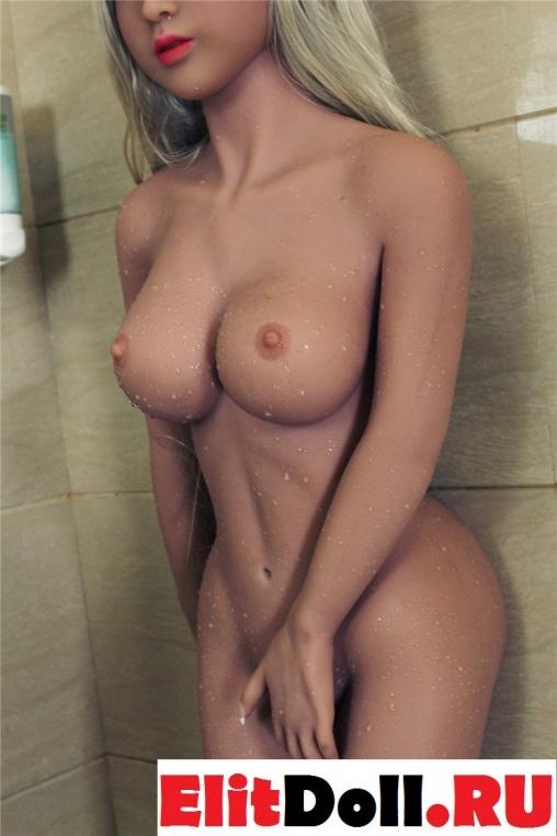 Реалистичная силиконовая секс кукла Элиза