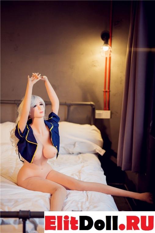 Реалистичная силиконовая секс кукла Ширли