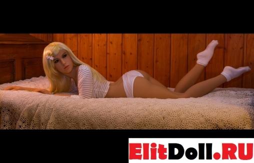 Реалистичная силиконовая секс кукла Хейли