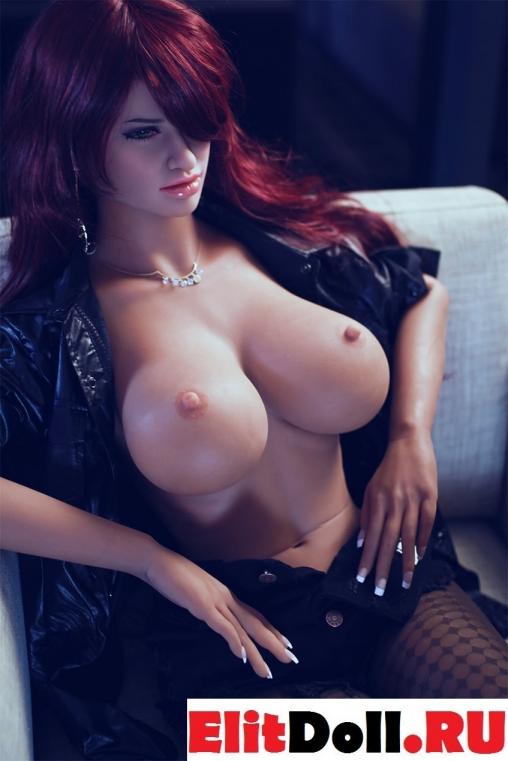 Реалистичная силиконовая секс кукла Рэйчел