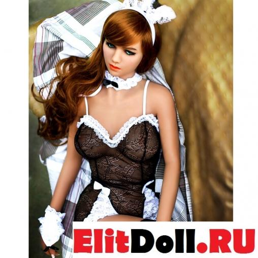Реалистичная силиконовая секс кукла Нэнси