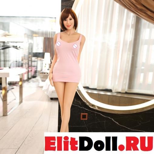 Реалистичная силиконовая секс кукла Регина
