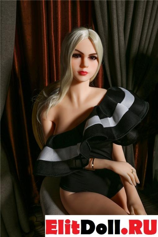 Реалистичная силиконовая секс кукла Молиони