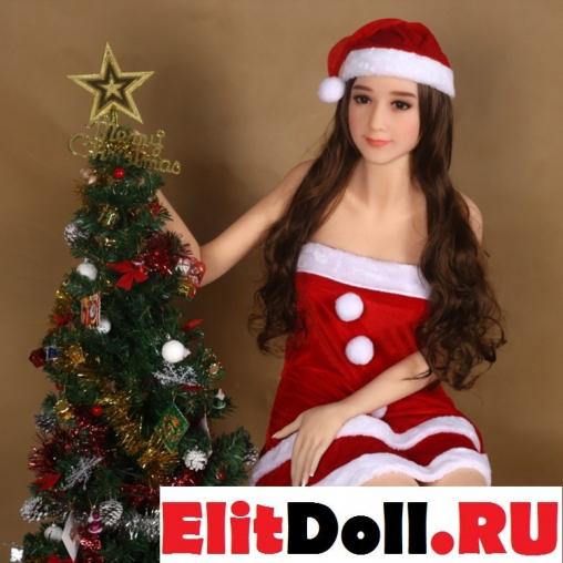 Реалистичная силиконовая секс кукла Ляйт