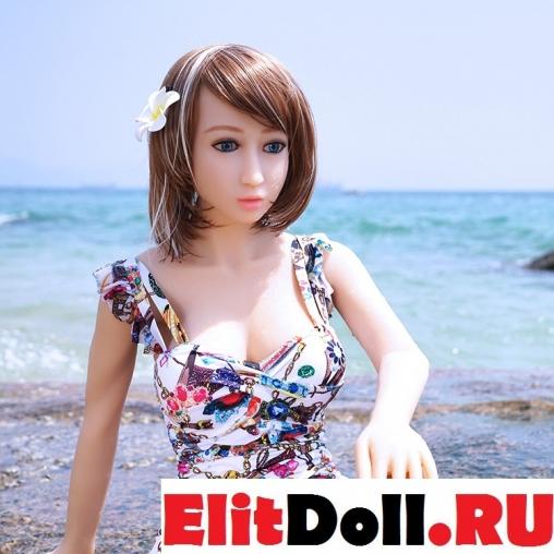 Реалистичная силиконовая секс кукла Эмма