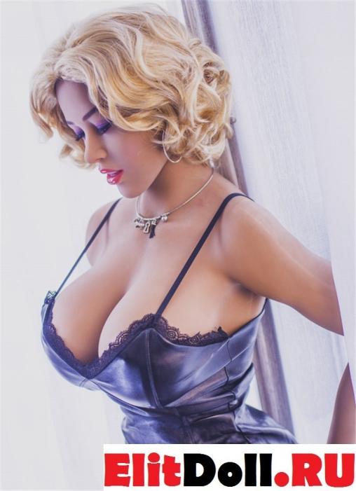 Реалистичная силиконовая секс кукла Марион
