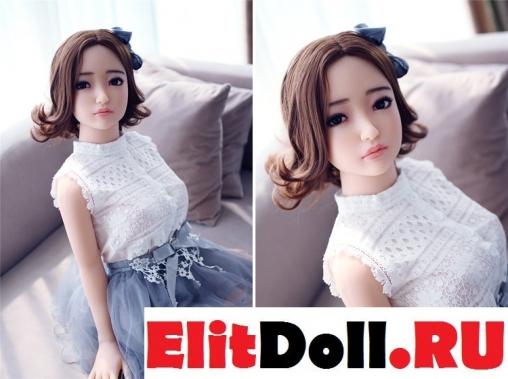 Реалистичная силиконовая секс кукла Диана