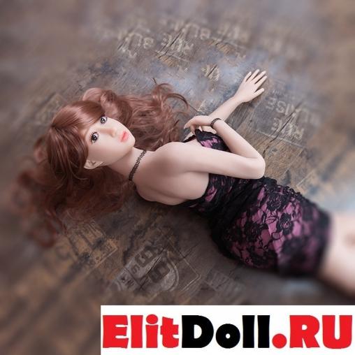 Реалистичная силиконовая секс кукла Дана