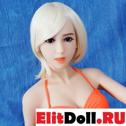 Реалистичная силиконовая секс кукла Дебби