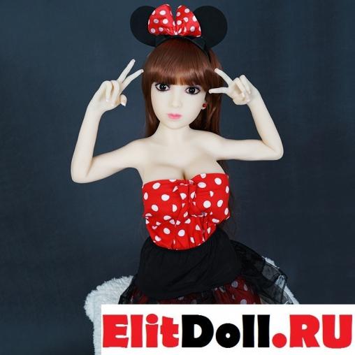 Реалистичная силиконовая секс кукла Александра