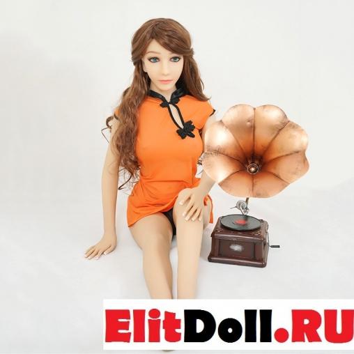 Реалистичная силиконовая секс кукла Клэр