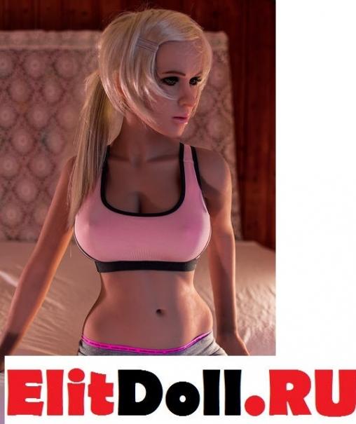 Реалистичная силиконовая секс кукла Элла