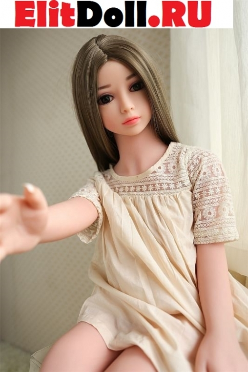 Реалистичная секс кукла Амалья 100 см