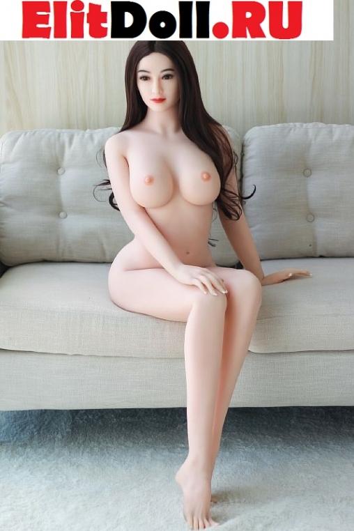 Реалистичная секс кукла Асиа 159 см