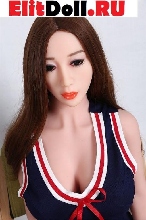 Реалистичная секс кукла Анабель 149 см
