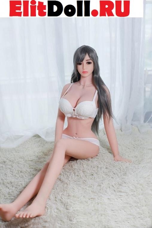 Реалистичная секс кукла Анитра 159 см