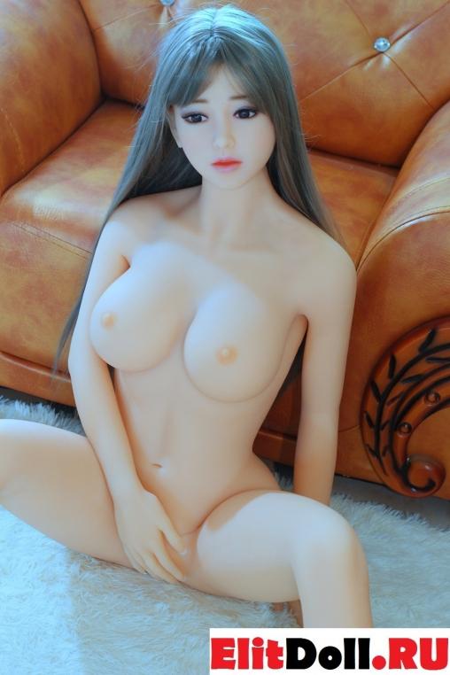 Реалистичная силиконовая секс кукла Норма