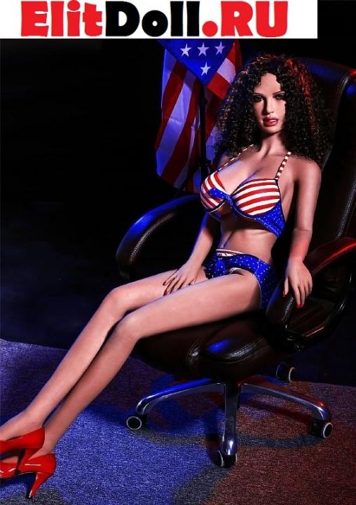 Реалистичная секс кукла Ансония 159 см