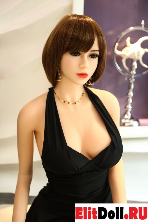 Реалистичная силиконовая секс кукла Паула