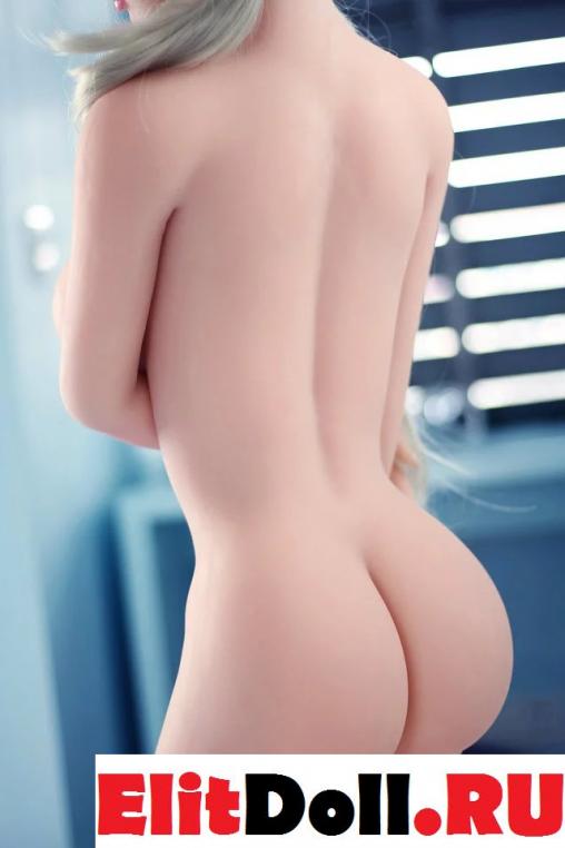 Реалистичная силиконовая секс кукла Анжела
