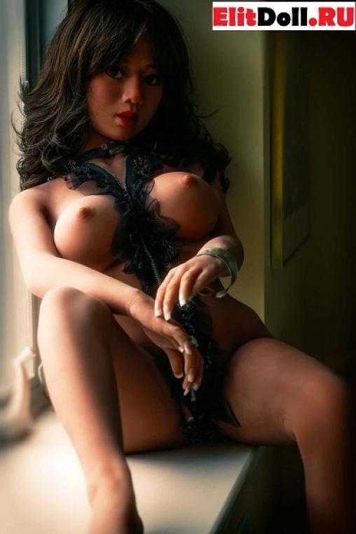 Реалистичная секс кукла Лилу