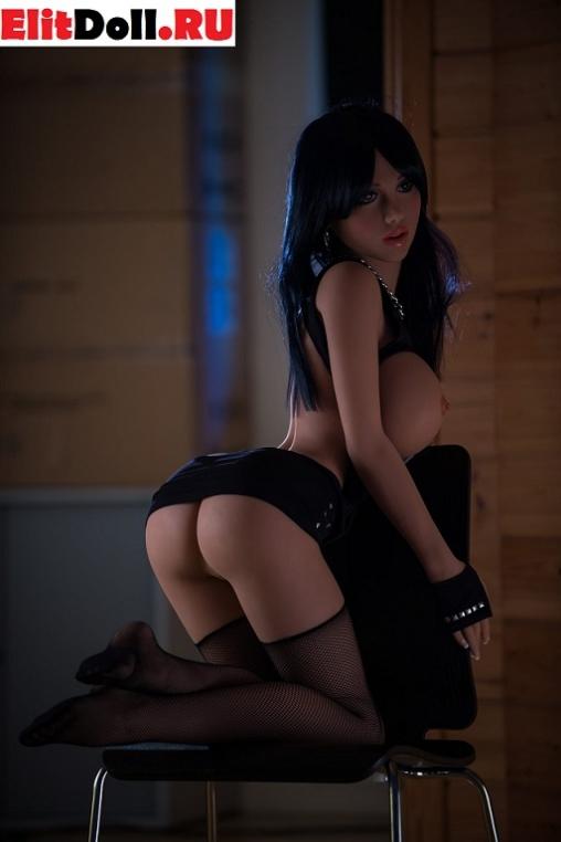 Реалистичная секс кукла Молли