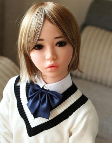 Реалистичная секс кукла Амброзин 104 см