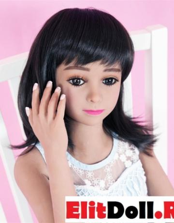 Реалистичная силиконовая секс кукла Анита