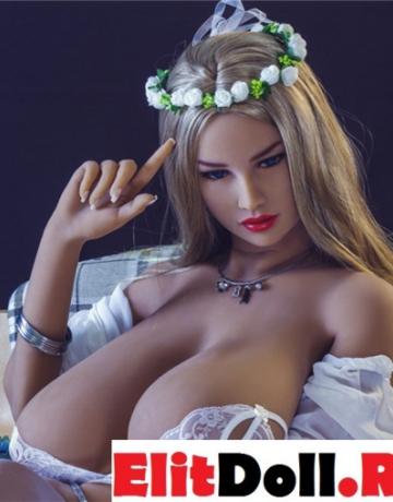 Реалистичная силиконовая секс кукла Джулия