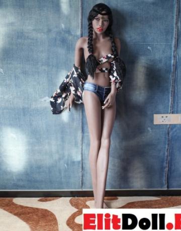 Реалистичная силиконовая секс кукла Тэмми