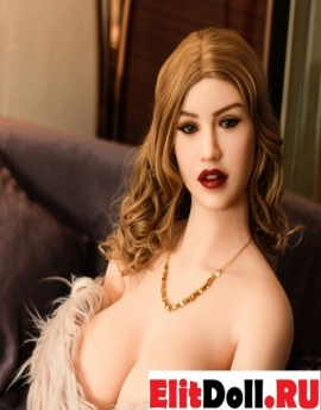 Реалистичная силиконовая секс кукла Джанет