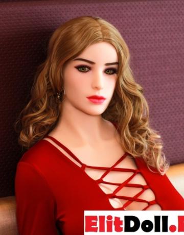 Реалистичная силиконовая секс кукла Дженифер