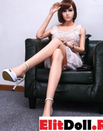 Реалистичная силиконовая секс кукла Моника