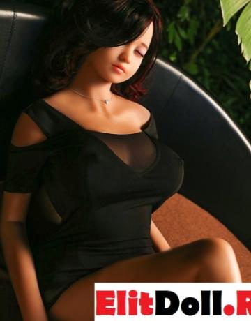 Реалистичная силиконовая секс кукла Лаура
