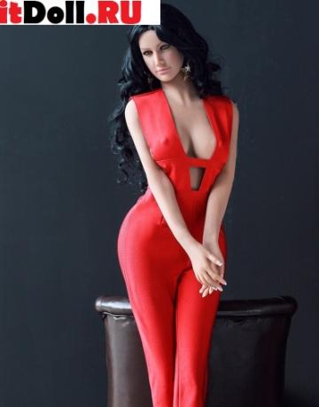 Реалистичная секс кукла Ашлин 165 см
