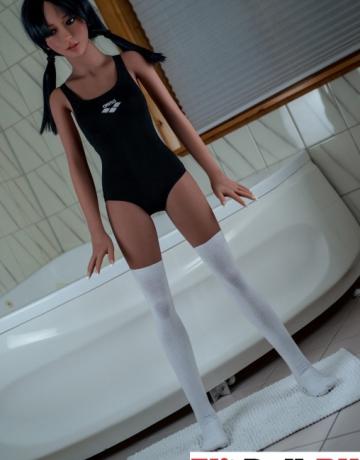 Реалистичная силиконовая секс кукла Карли