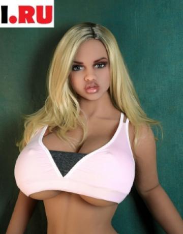 Реалистичная силиконовая секс кукла Риана 170 см