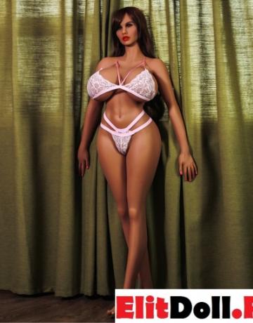 Реалистичная силиконовая секс кукла Вики